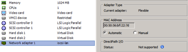 FOM with new dynamic MAC address