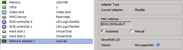 FOM with old MAC address