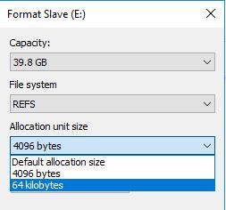 Format-64k